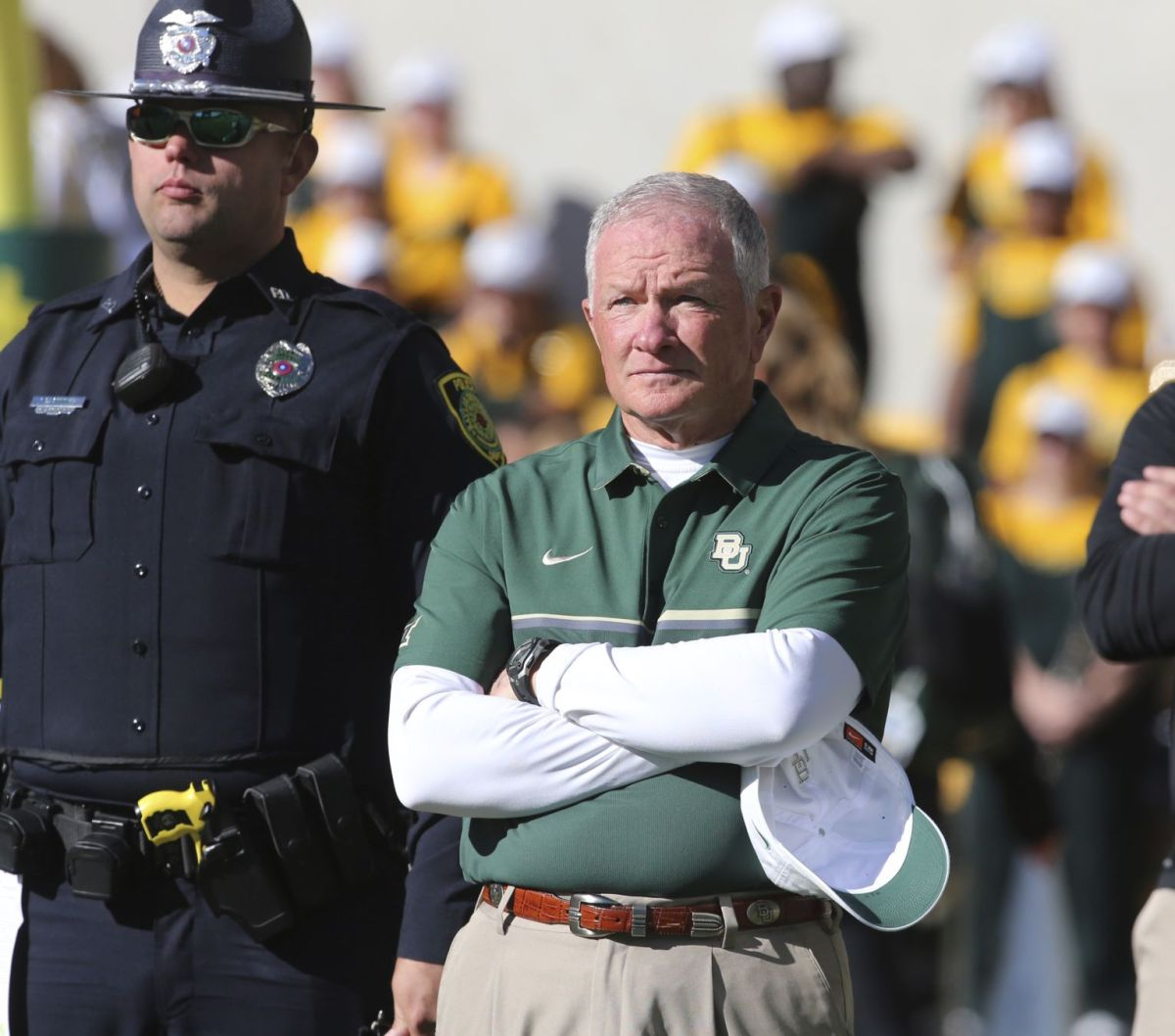 West Virginia Native Jim Grobe Leads Baylor Football Ideas And Designs