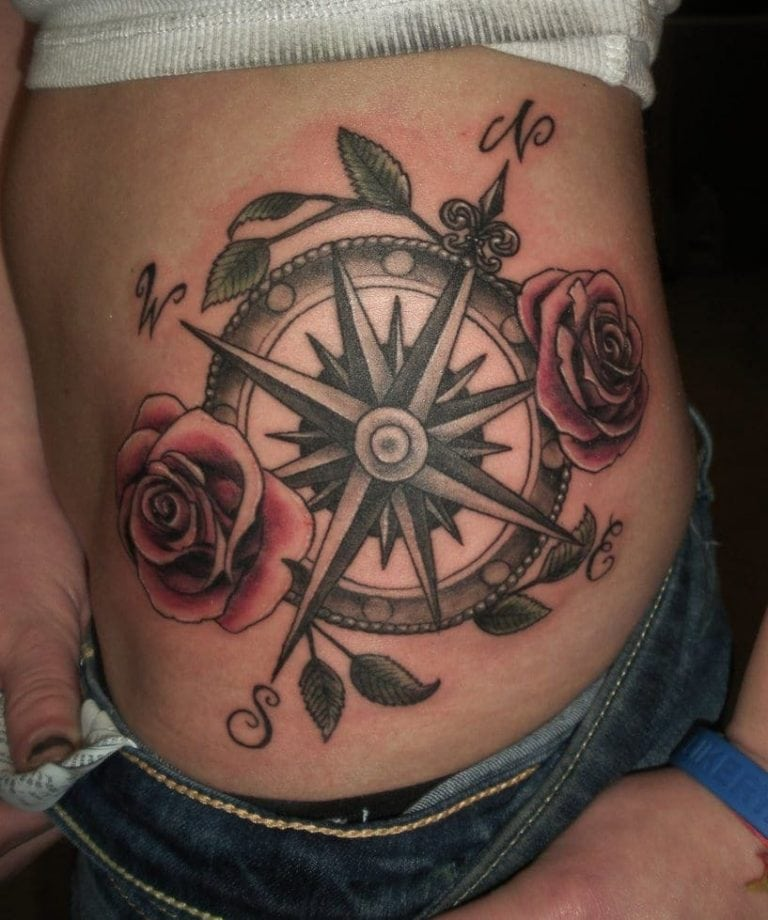 138 Wonderful Hip Tattoos Creativefan Ideas And Designs