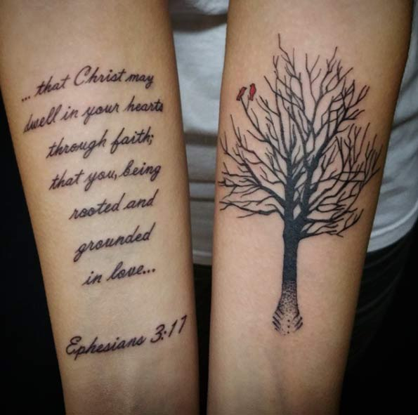 17 23 Psalm Tattoo Design 25 Bible Themed Tattoos Ideas And Designs