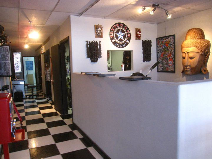 Where To Get Inked A Guide To Miami S Best Tattoo Shops Ideas And Designs