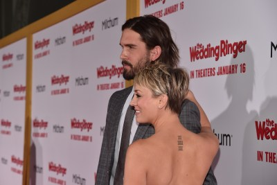Big Bang Theory Actress Kaley Cuoco Covers Wedding Date Ideas And Designs