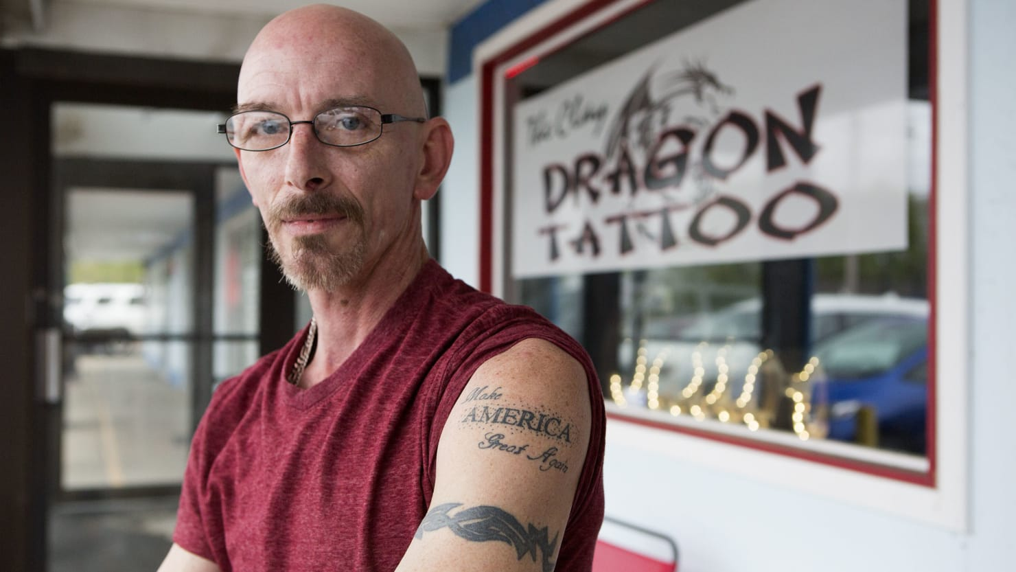 The Shop That Spawned 78 Trump Tattoos Ideas And Designs