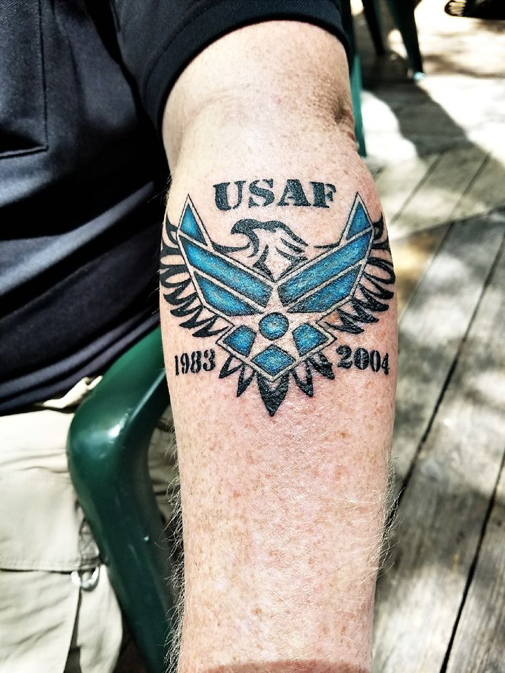 Best 25 Air Force Tattoo Ideas On Pinterest Air Force Ideas And Designs