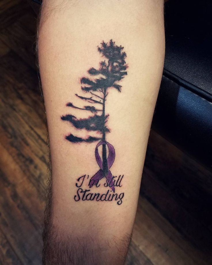 Best 25 Cancer Ribbon Tattoos Ideas On Pinterest Cancer Ideas And Designs
