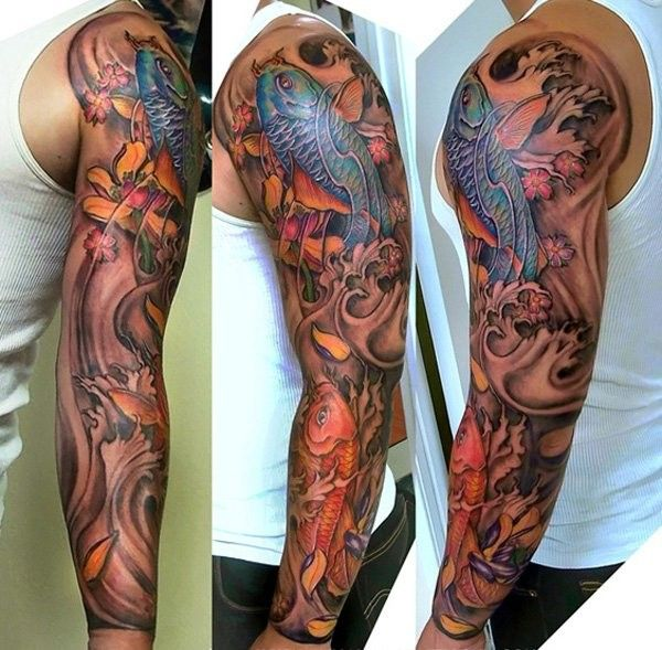 112 Half Sleeve Tattoos For Men And Women 2019 Sleeve Ideas And Designs