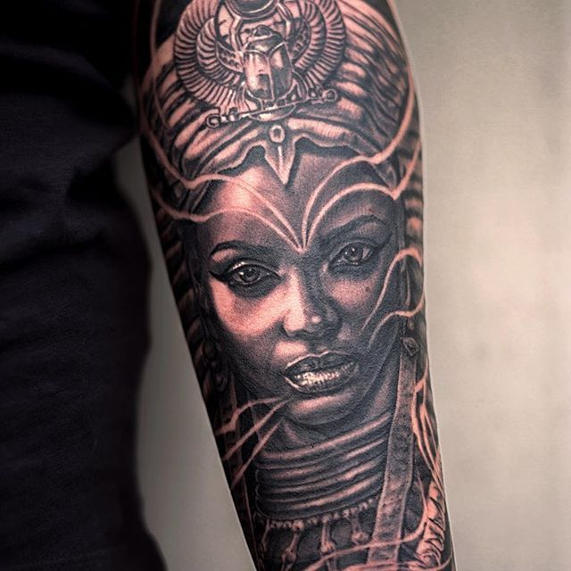 23 Best African Queen Tattoo Designs For Women Images On Ideas And Designs