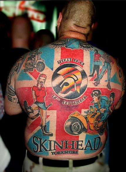 Pin Skinhead Trojan On Pinterest Skinhead Reggae Tattoos Ideas And Designs