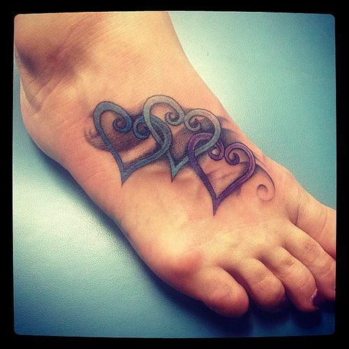 51 Best Birthstone Heart Tattoos Images On Pinterest Ideas And Designs