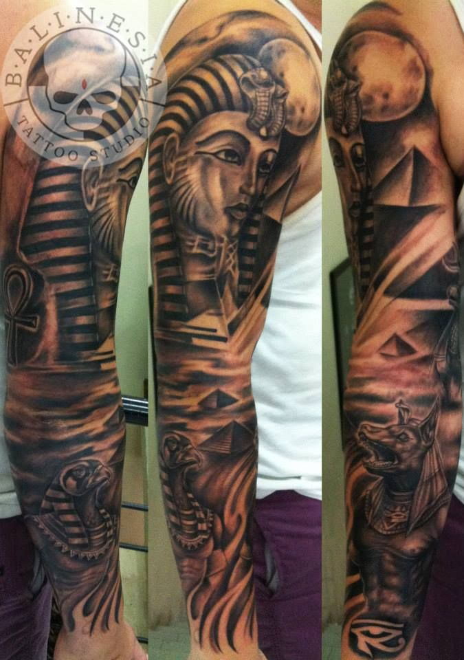 40 Best Egyptian Themed Tattoos Images On Pinterest Ideas And Designs