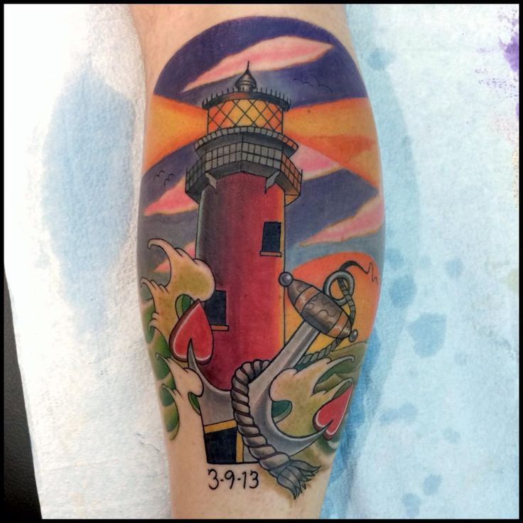 16 Best Nautical Tattoos Images On Pinterest Nautical Ideas And Designs