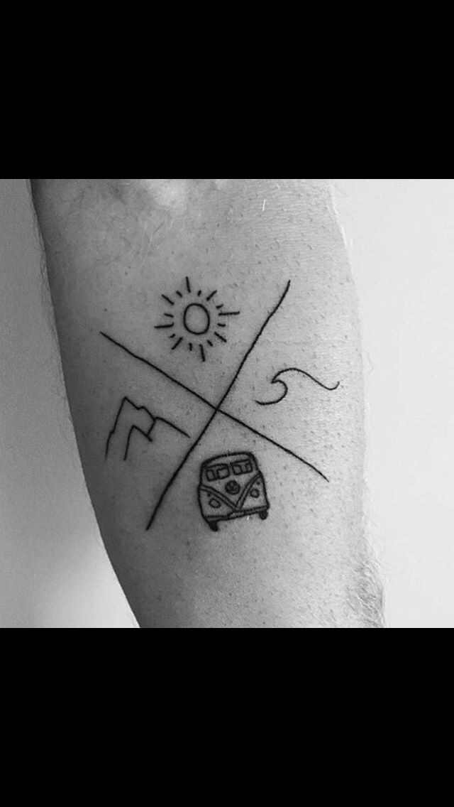 Best 25 Surf Tattoo Ideas On Pinterest Surf Drawing Ideas And Designs
