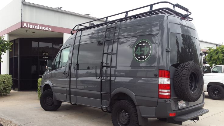 454 Tattoo And Body Art Owner Added Some Van Art To His Ideas And Designs