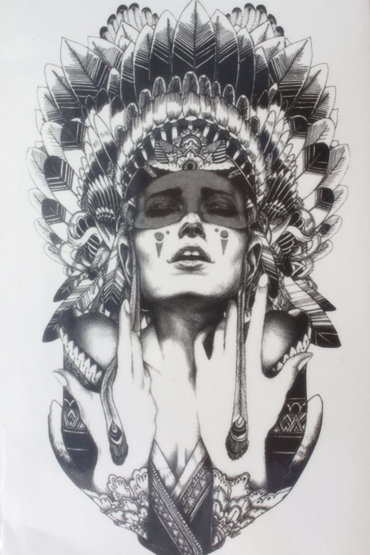 Best 25 Native American Tattoos Ideas On Pinterest Yin Ideas And Designs