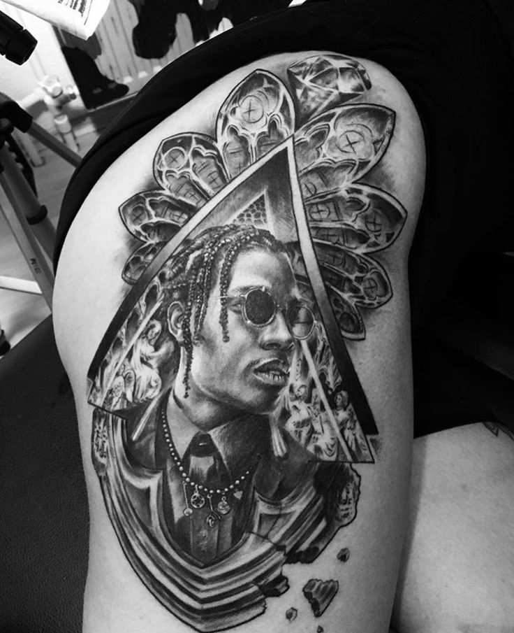 Best 25 Asap Rocky Tattoos Ideas On Pinterest Asap Ideas And Designs