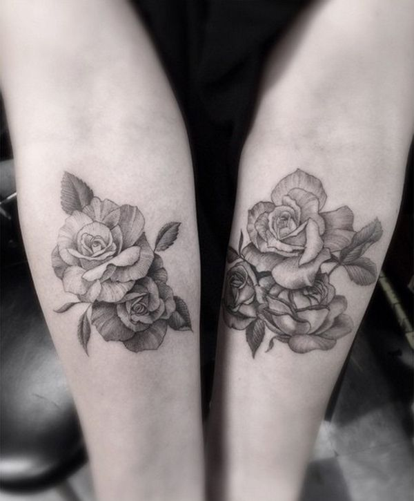 Pin By Shovava Clothing On Fine Lines Flower Tattoos Ideas And Designs
