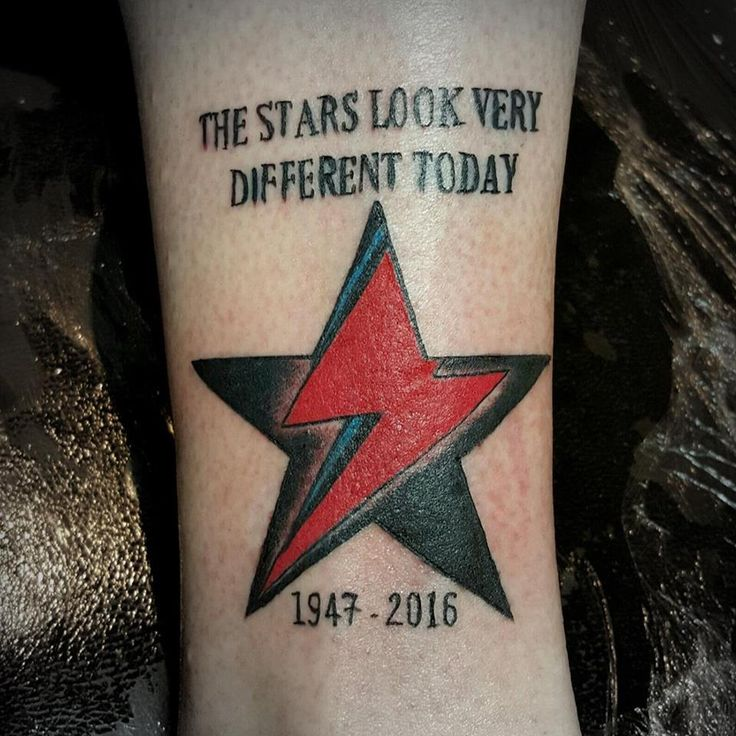 262 Best David Bowie Tattoos Images On Pinterest David Ideas And Designs