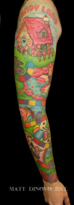 12 Best Candy Tattoo Images On Pinterest Candy Tattoo Ideas And Designs