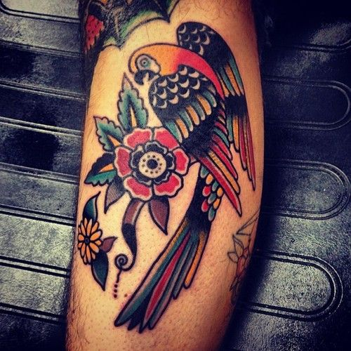 Perico At 5Th Estate Tattoo I Want This But With My Ideas And Designs