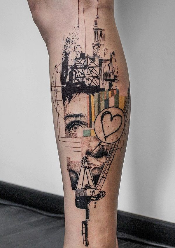 Best 25 Calf Tattoo Women Ideas On Pinterest Calf Ideas And Designs