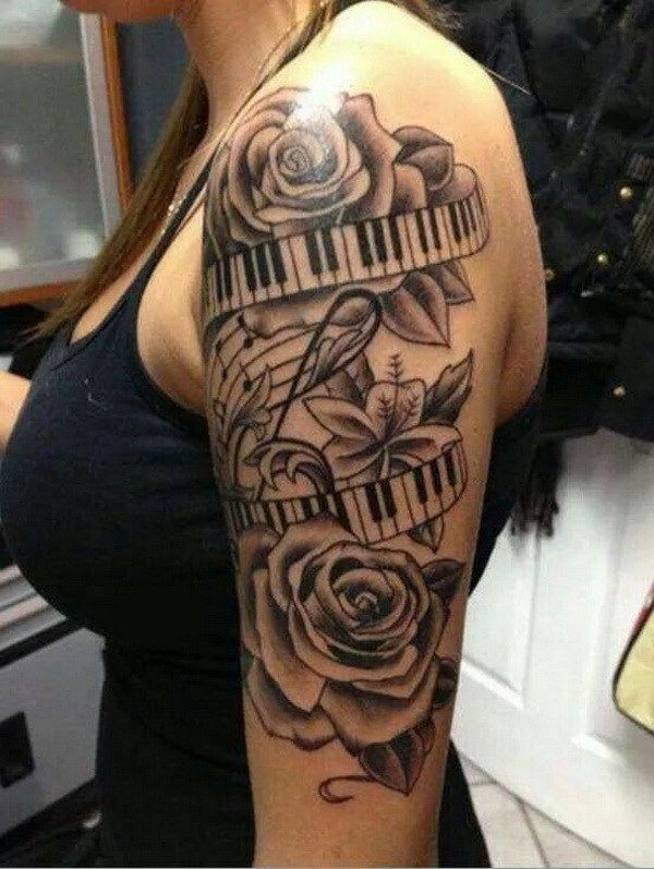 Best 25 Music Tattoos Ideas On Pinterest Music Note Ideas And Designs