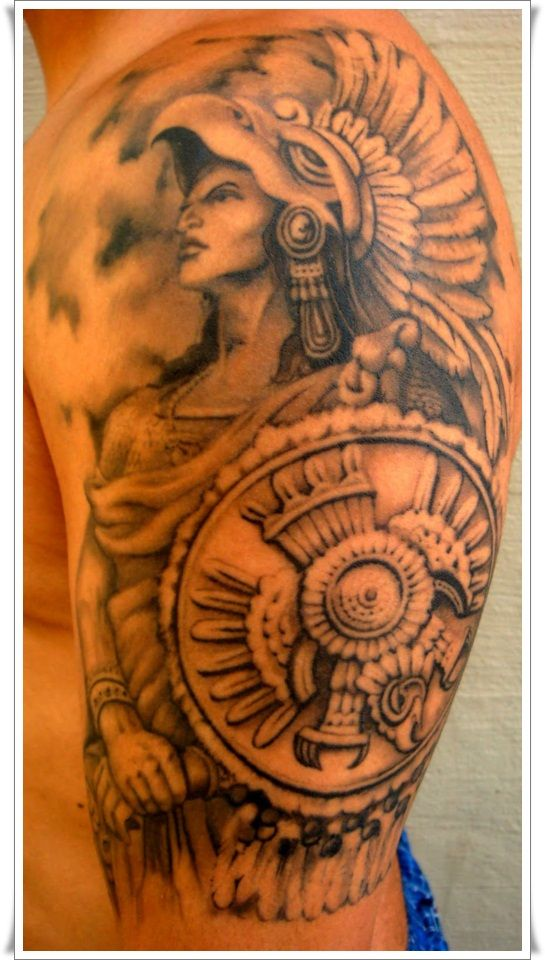 30 Best Tribal Warrior Tattoos Images On Pinterest Ideas And Designs
