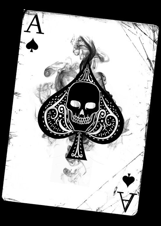 37 Best Ace Of Spades Art Images On Pinterest Tattoo Ideas And Designs