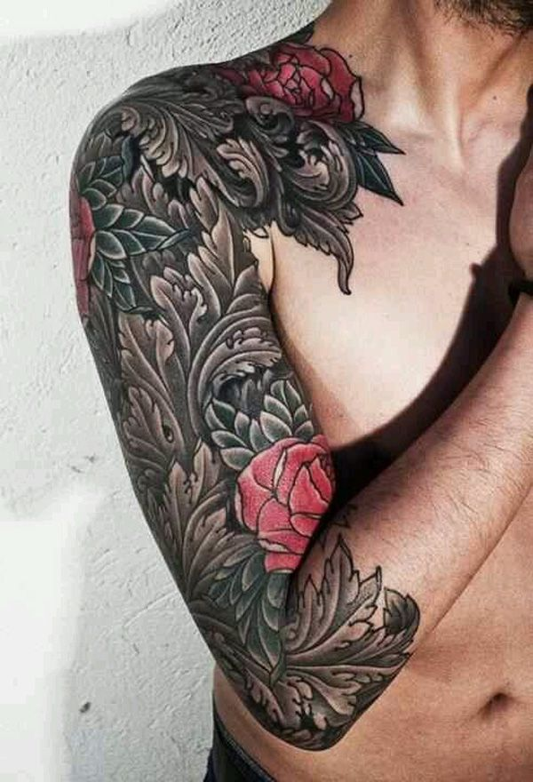 7 Best Blackout Negative Tattoo Images On Pinterest Ideas And Designs