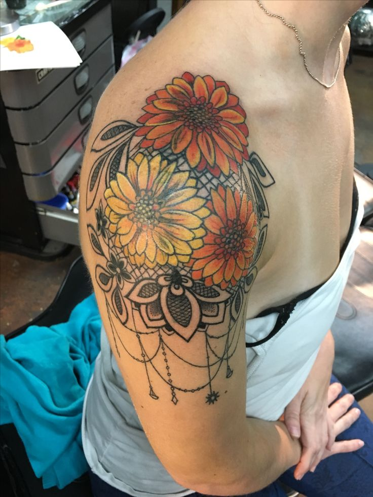 24 Best Tattoos By Danielle Oberosler The Tattoo Room Ideas And Designs