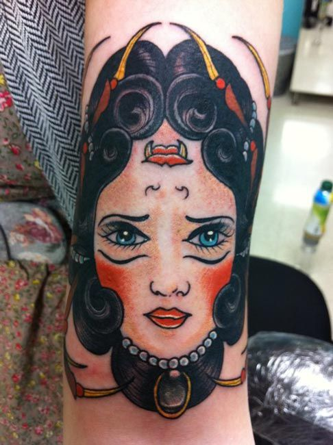 Best 25 Traditional Gypsy Tattoos Ideas On Pinterest Ideas And Designs