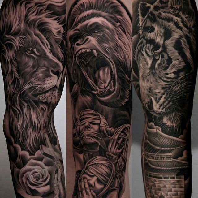 8 Best African Sleeve Tattoo Designs For Women Images On Ideas And Designs