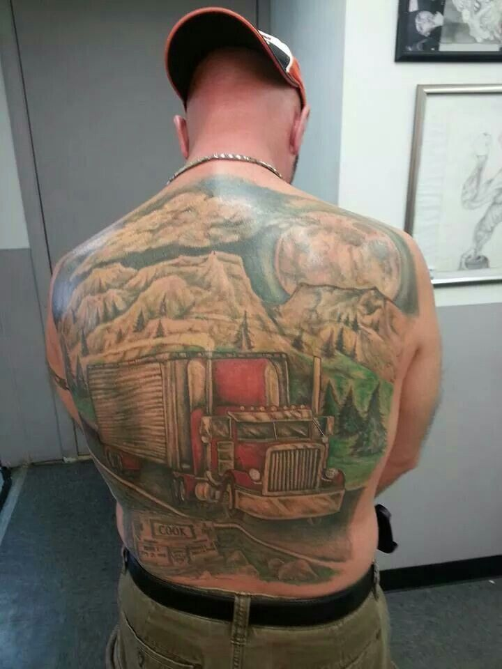 Wow Now That S A Tattoo Free Loadboard Referatruck Ideas And Designs