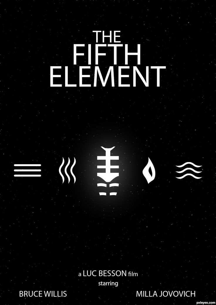 The Fifth Element Picture By Fabter For Minimalist Ideas And Designs