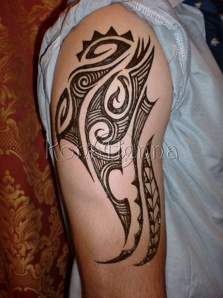 34 Best Henna Tribal Tattoos For Men Images On Pinterest Ideas And Designs