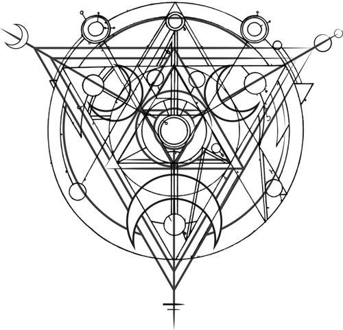 Alchemy Mystery Sacred Geometry Ideas And Designs