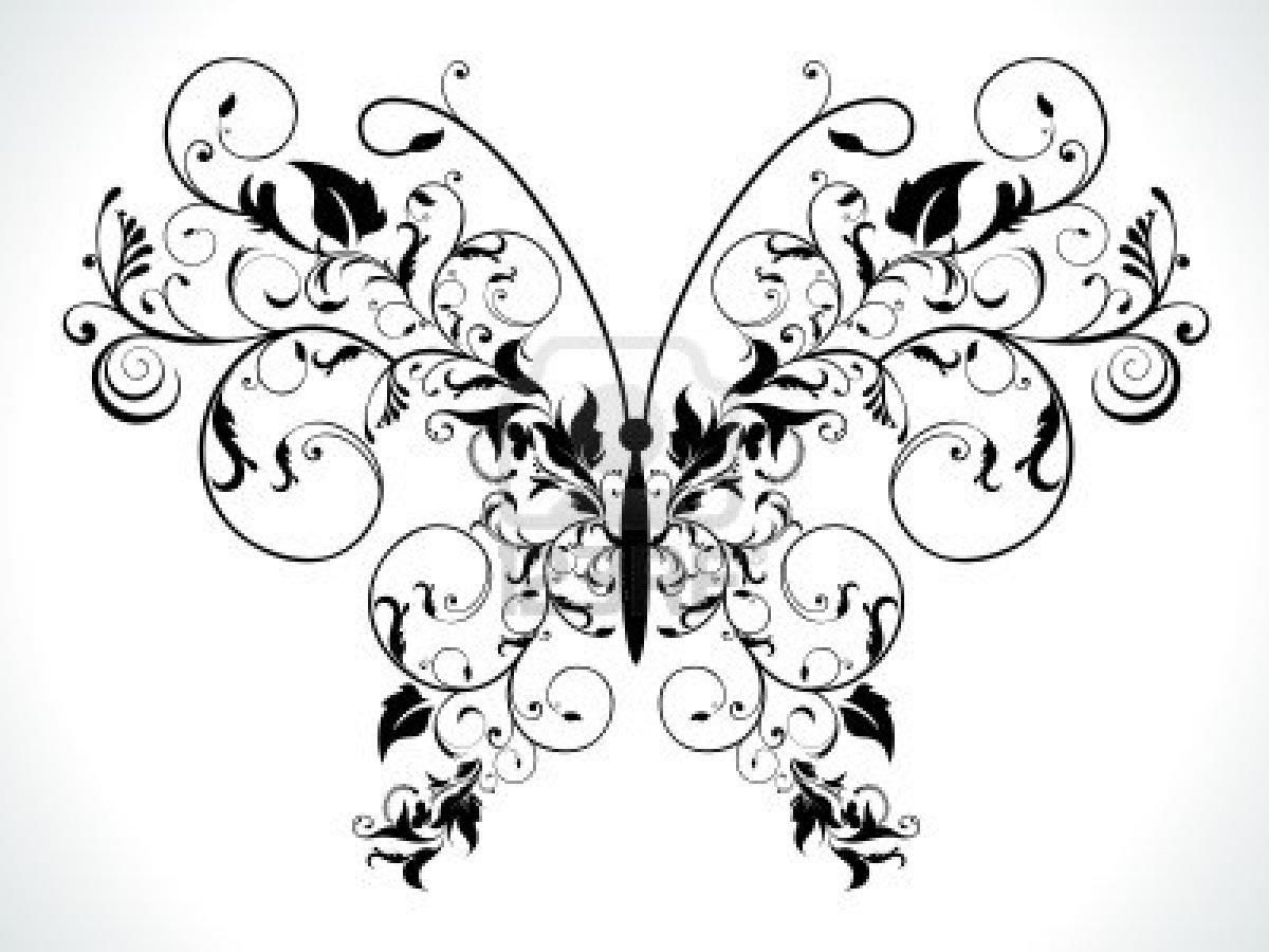 Pics Photos Tattoo Design Black And Grey Abstract Flower Ideas And Designs