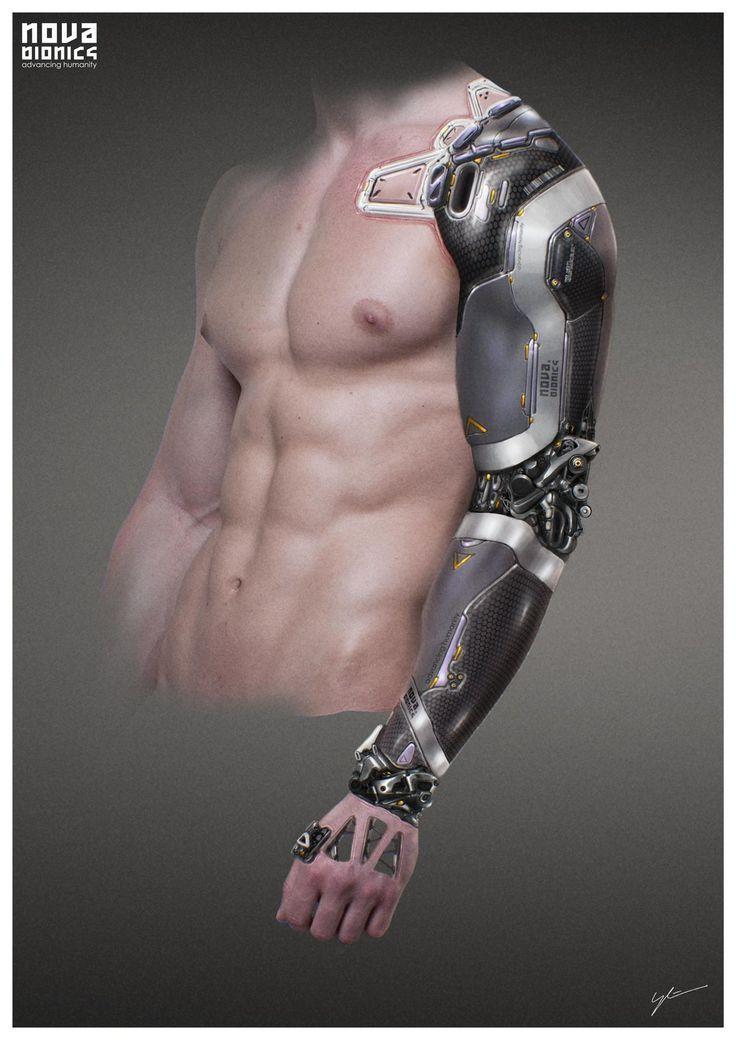 Cyberpunk Bionic Arm Google Search Game Ideas And Ideas And Designs