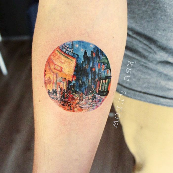106 Classical Art Inspired Tattoos You Never Knew You Ideas And Designs