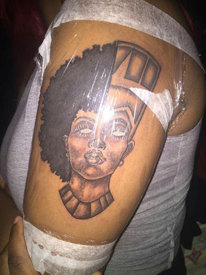 African Queen Tats Tattoos Strong Tattoos African Tattoo Ideas And Designs