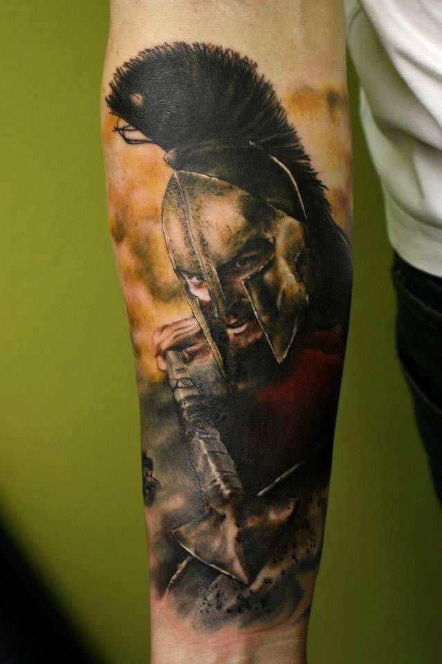 300 Spartan Tattoo Designs And Ideas On Forearm Tattoo Ideas And Designs