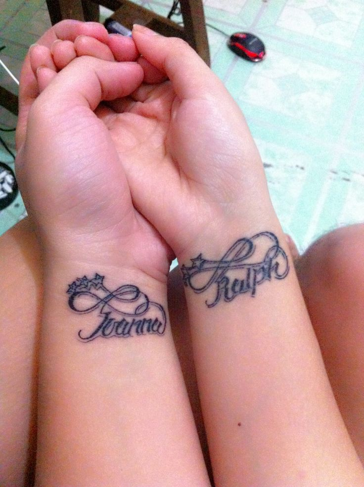 Ideas About Boyfriend Name Tattoos On Pinterest King Ideas And Designs