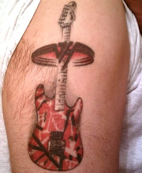 Tattoo Tattoo Van Halen Misc Rock Tattoo Wicked Ideas And Designs
