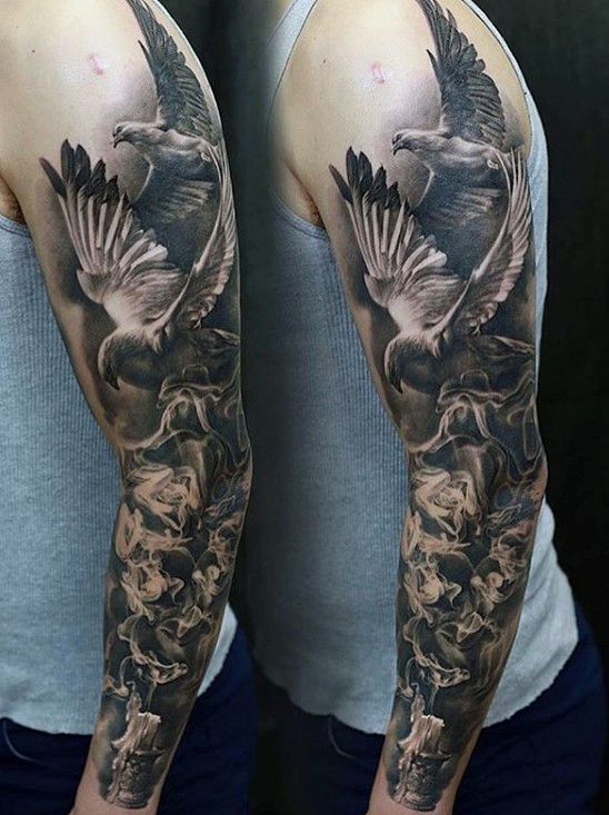 70 Unique Sleeve Tattoos For Men Aesthetic Ink Design Ideas And Designs