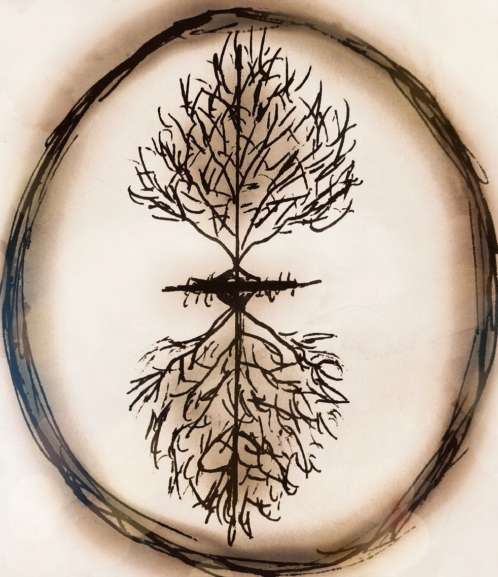 As Above So Below Tattoo Idea Tattoo Inspiration Ideas And Designs