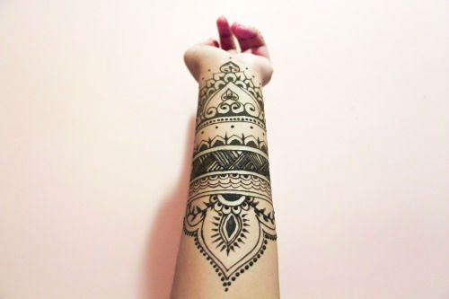 40 Delicate Henna Tattoo Designs Proyectos Que Intentar Ideas And Designs
