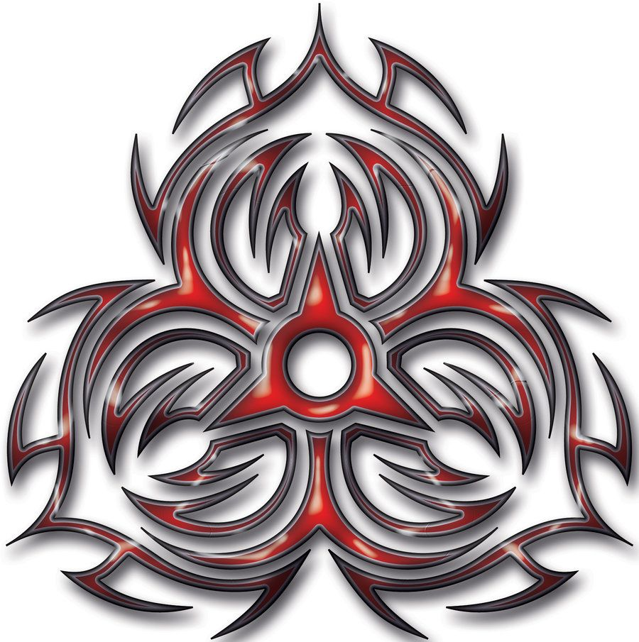 Biohazard Tribal Tattoo Designs Designs Interfaces Ideas And Designs