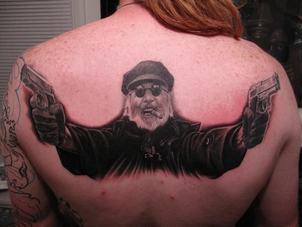 The Duke Boondock Saints Ink Ink And Ink Boondock Ideas And Designs