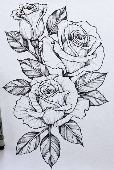 Flower Tattoo Design • Visit Artskillus Ru For More Tattoo Ideas And Designs