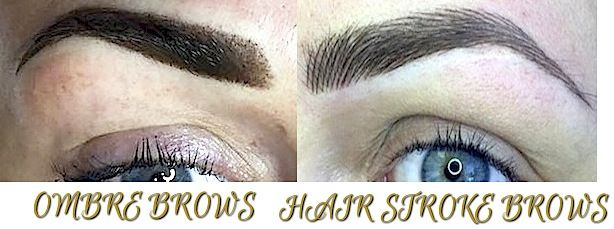 Ombre Versus Hair Str*K* Brows Which Is Best Ideas And Designs