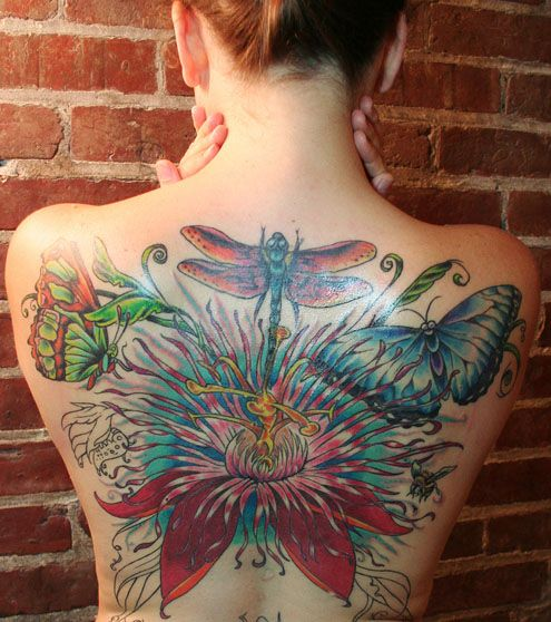 Butterfly Tattoos Are Becoming The Rage Art Dragonfly Tattoo Design Butterfly Tattoo Ideas And Designs