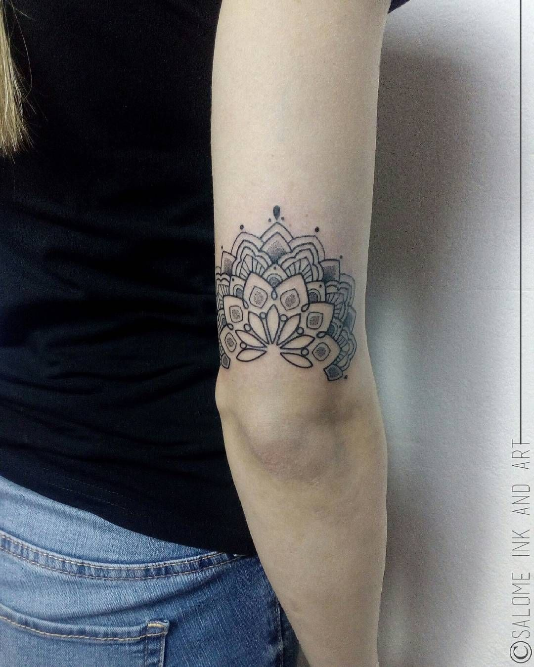 Little Elbow Ornament — Tattoos On Women — Tattoos Ideas And Designs